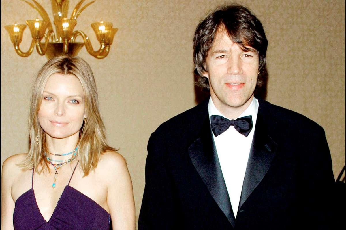 La pareja, en 2001.