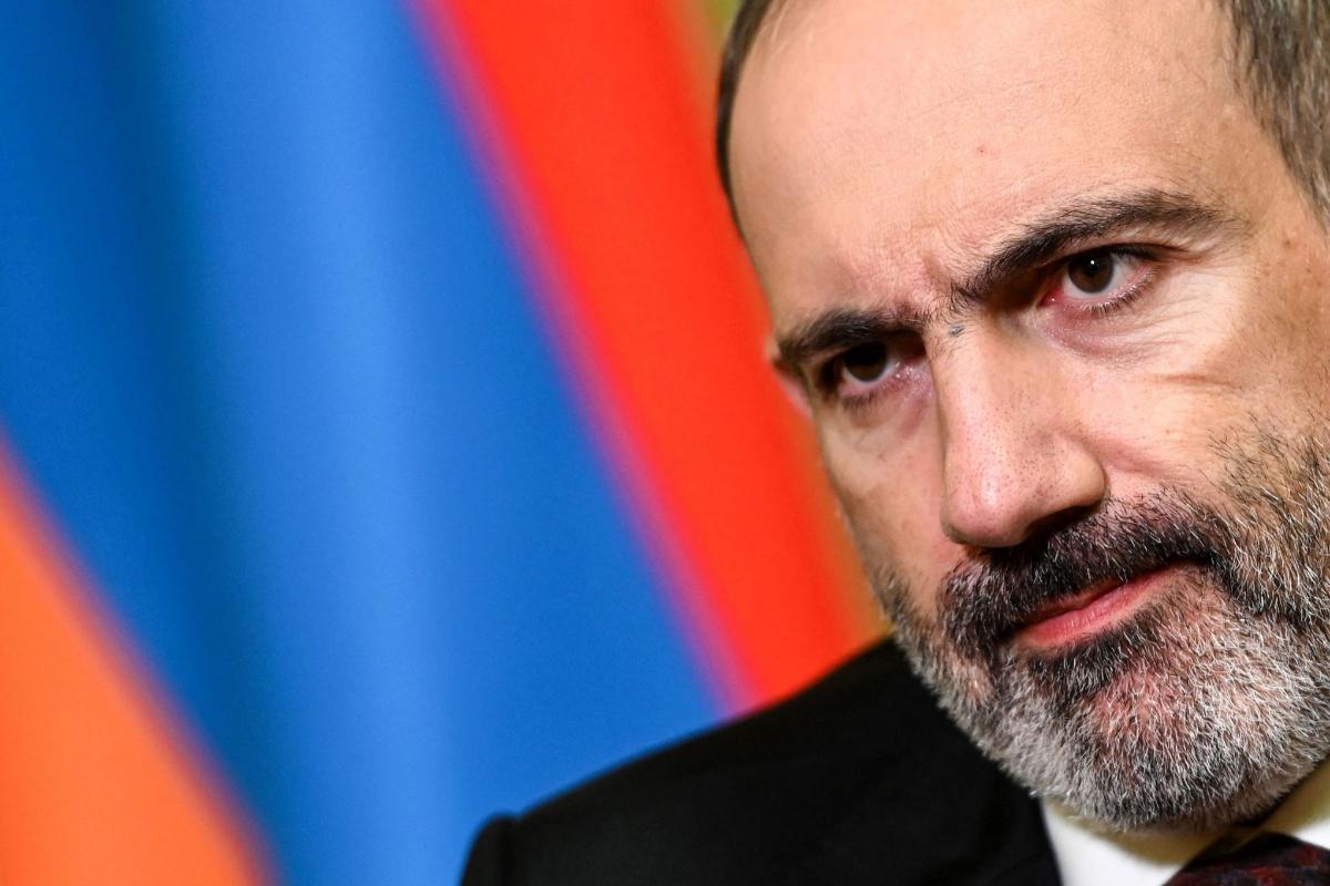 El primer ministro de Armenia, Nikol Pashinyan, en una imagen reciente.