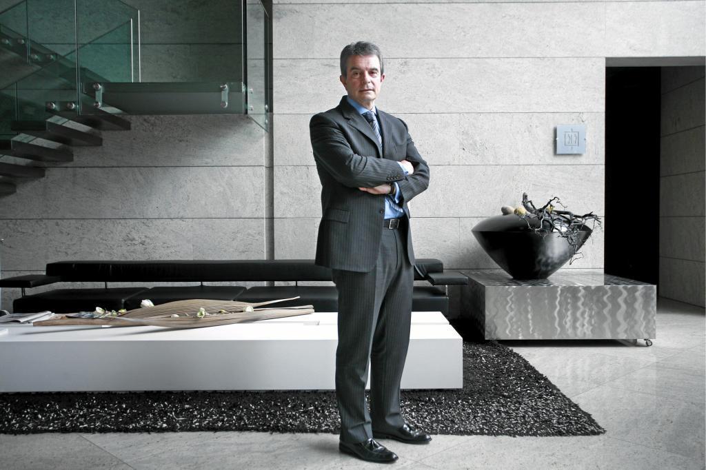 Antonio Catalán, presidente de AC Hotels