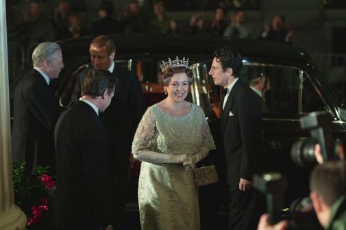 Olivia Colman repite como Isabel II de Inglaterra en una temporada llena de disgustos para ella.