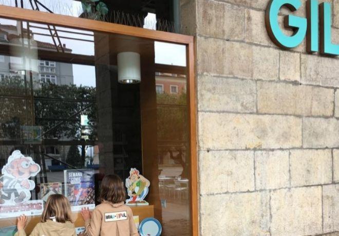 Librería Gil (Santander).