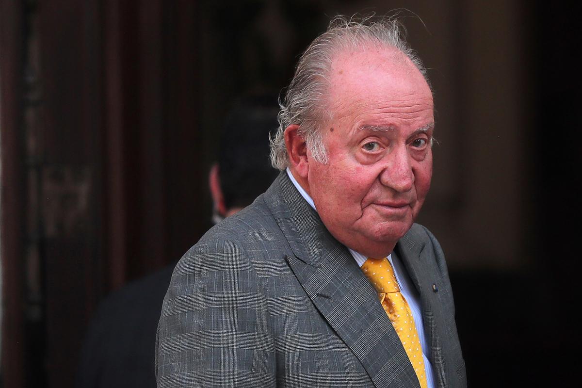 """El empresario mexicano Sanginés-Krause admite al fiscal regalos al Rey Juan Carlos y ensalza """"su papel en la Transición"""""""