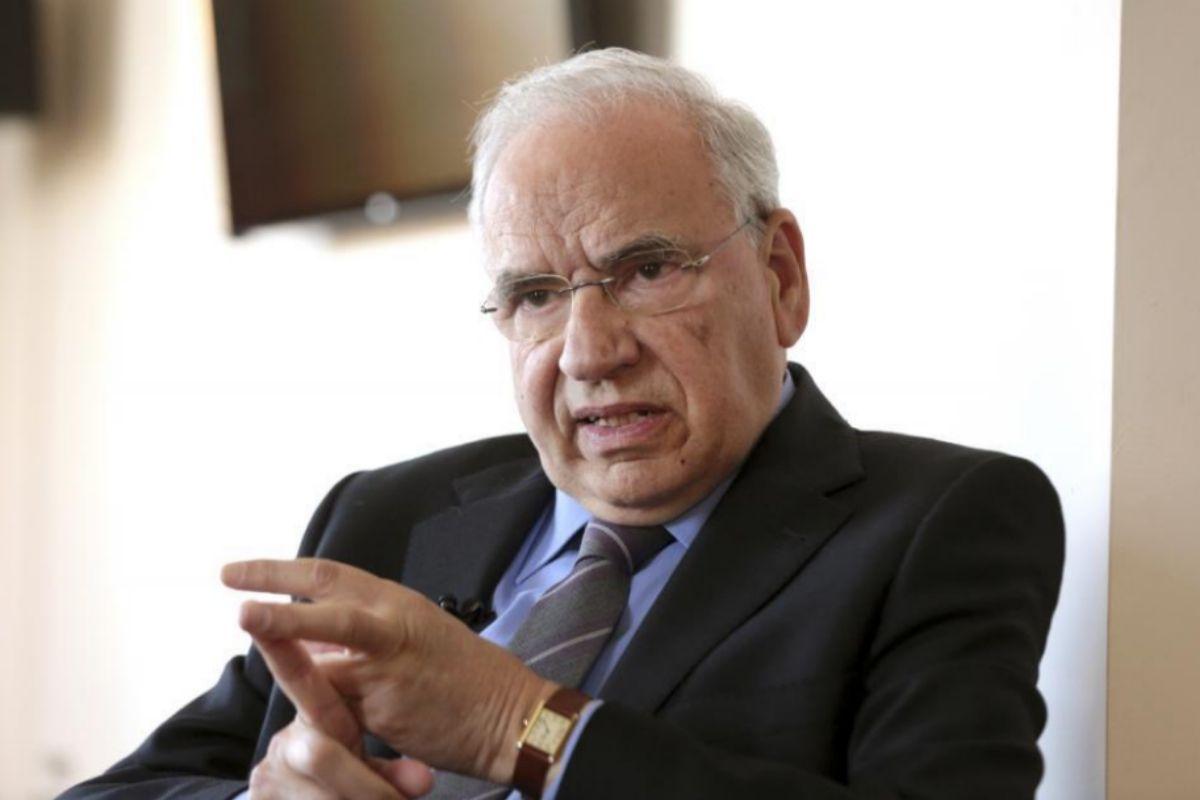 Alfonso Guerra, ex vicepresidente del Gobierno con Felipe González.