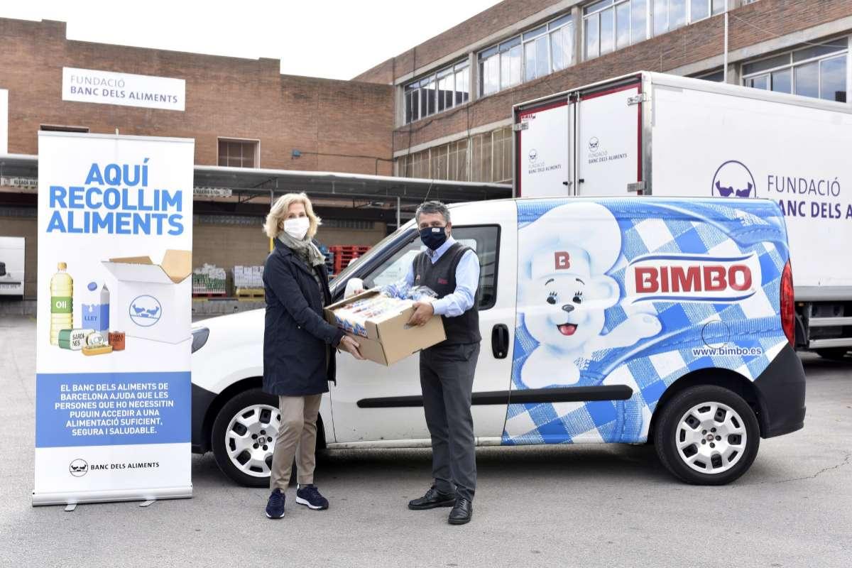El grupo Bimbo ha entregado más de seis millones de rebanadas a los Bancos de Alimentos, la mayor donación de pan en el mundo, según el Récord Guinness.