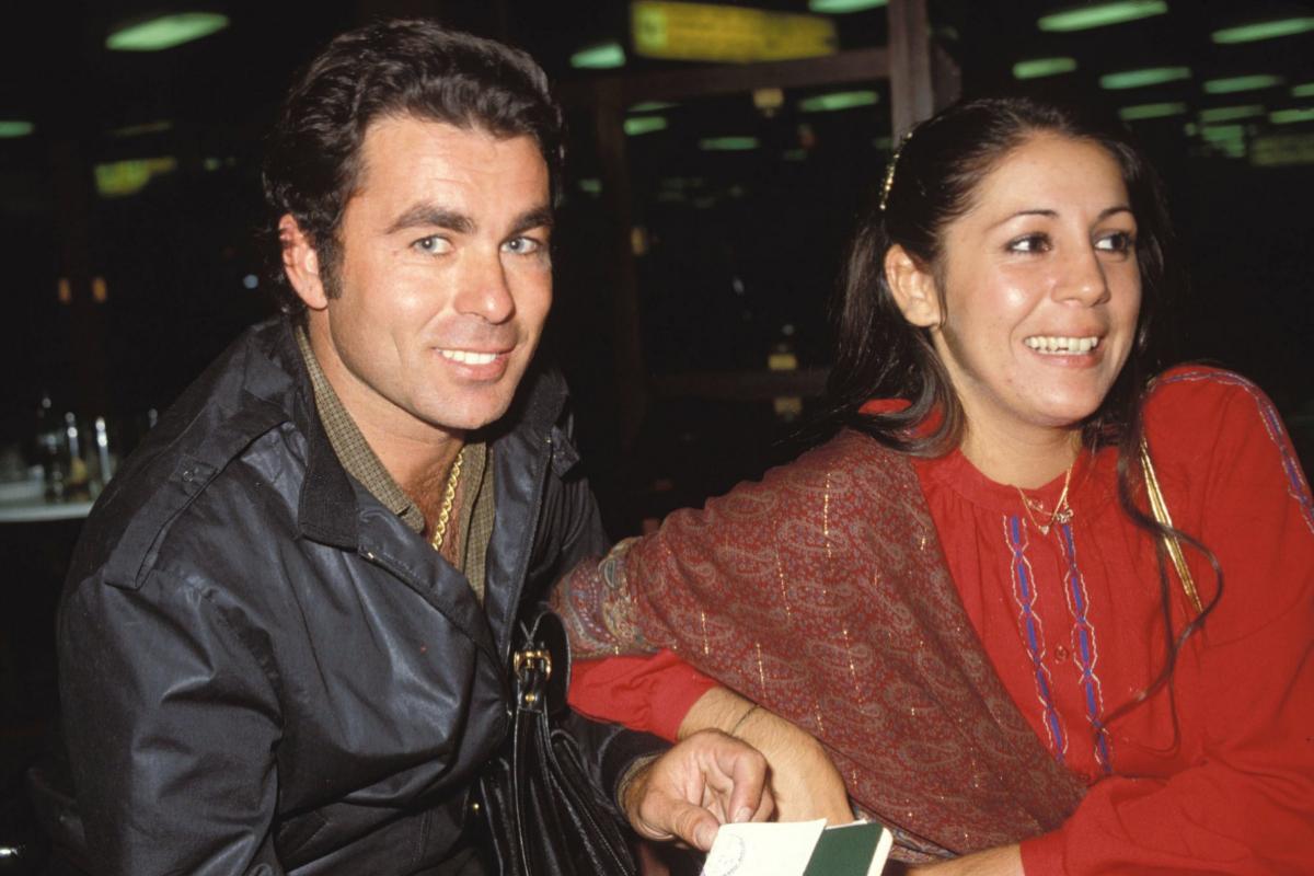 Isabel Pantoja y Paquirri en una imagen de 1980.
