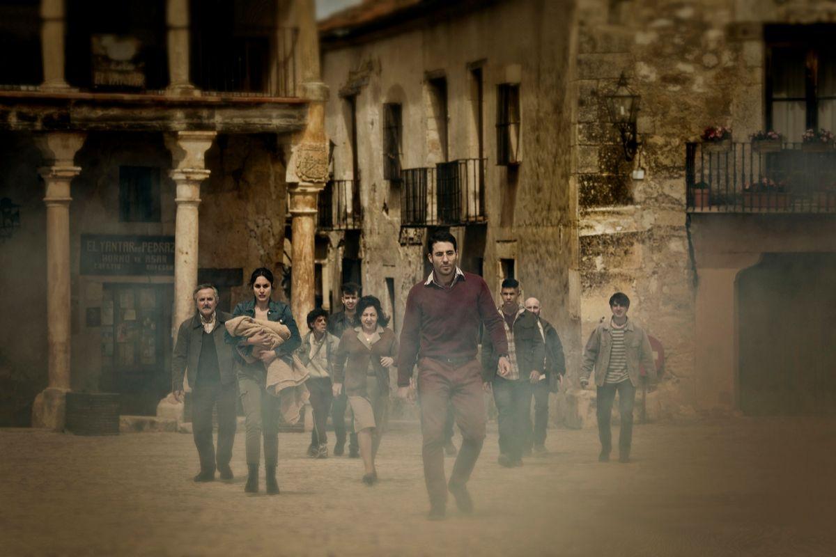 La serie está ambientada principalmente en el pueblo de Pedraza (Segovia).