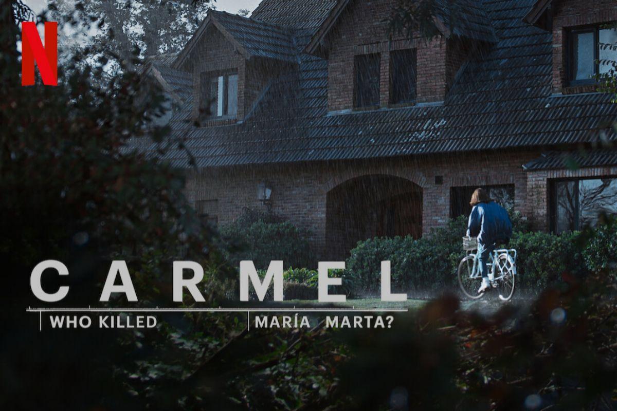 'Carmel' es uno de los mayores éxitos recientes de Netflix.