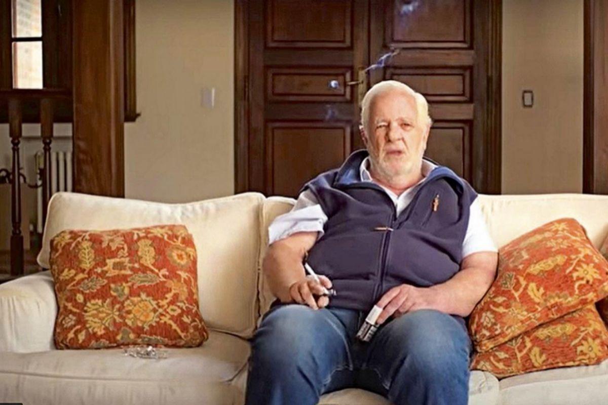 Carlos Carrascosa, el viudo de María Marta, aparece en este documental.