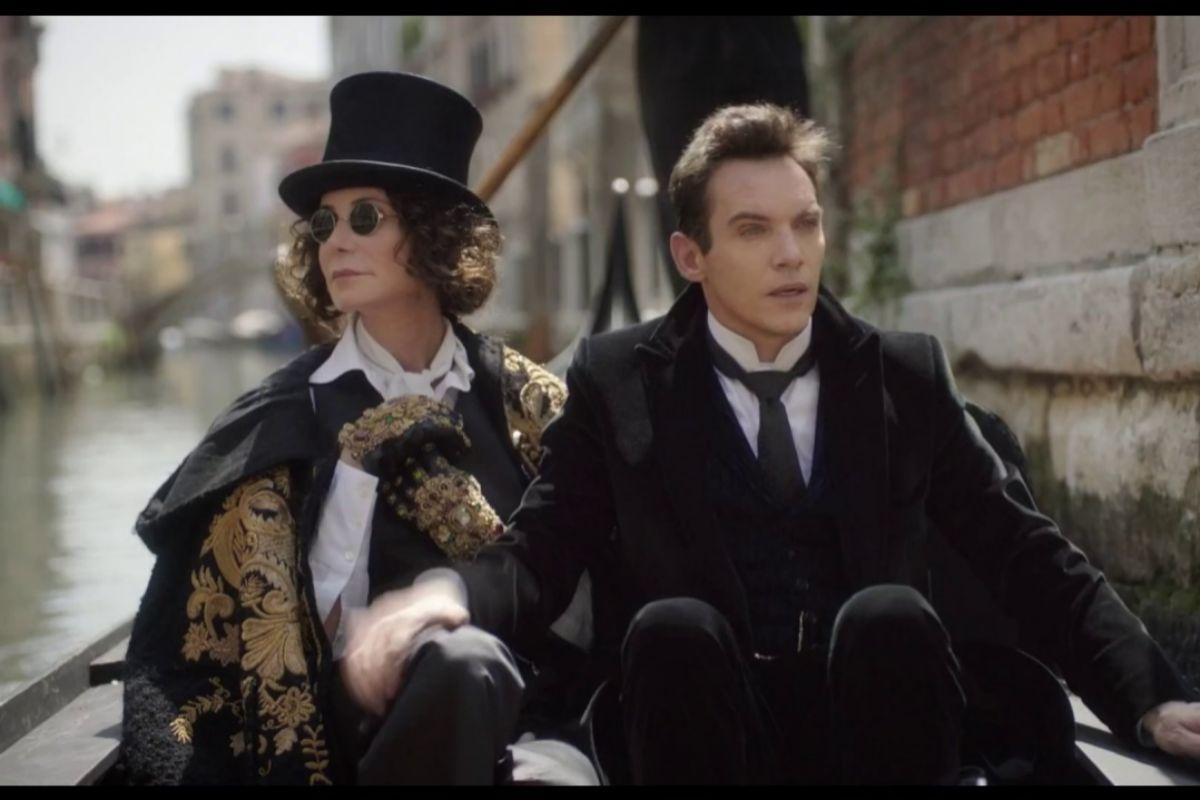 Jonathan Rhys Meyers protagoniza 'Los papeles de Aspern'.