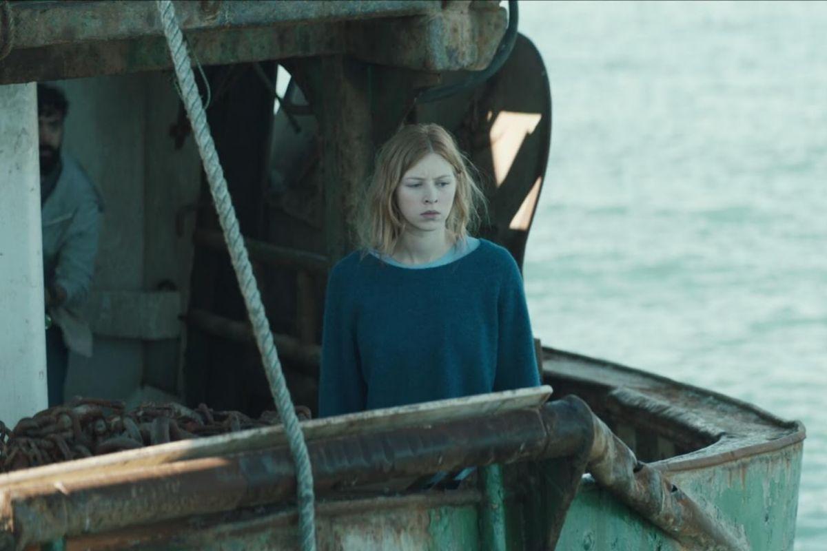 Un momento de calma en 'Contagio en alta mar'.