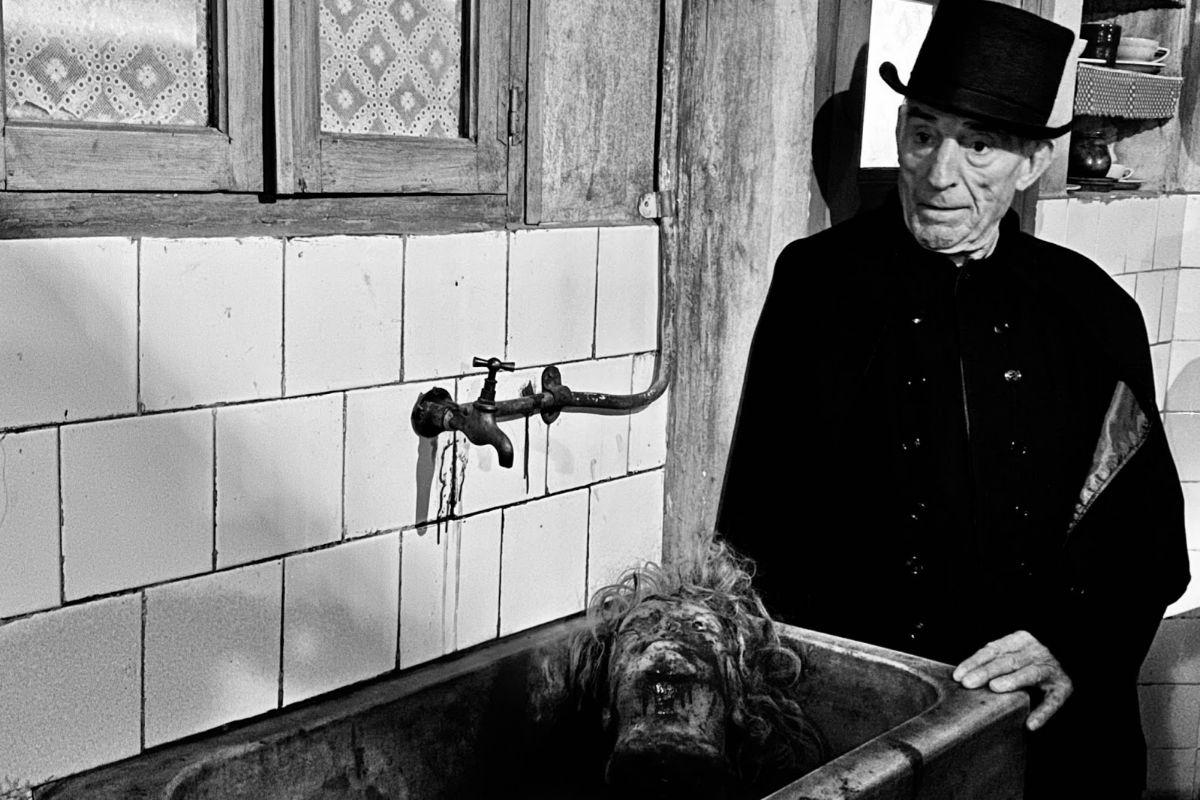 'Vampus Horror Tales' es una película que incluye cuatro historias.