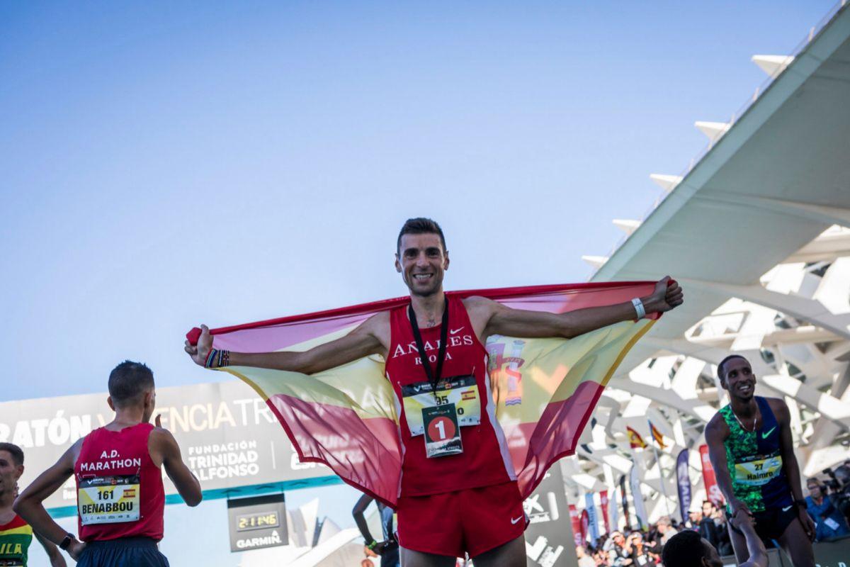 El Maratón de Valencia, último billete a Sapporo