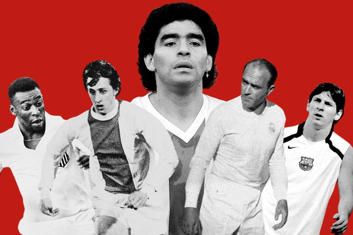 Maradona, mucho más allá del fútbol