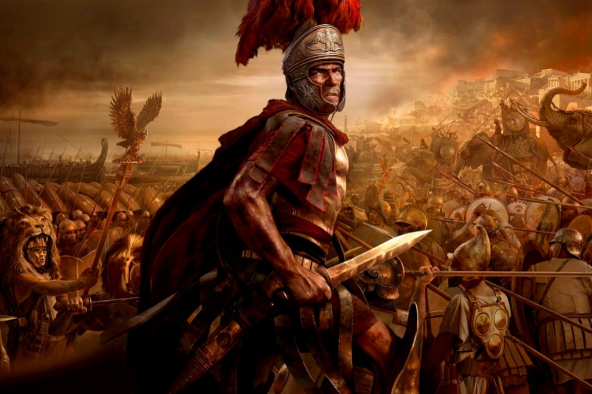 'Rome Total War'.