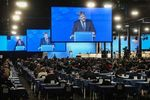 La extrema derecha alemana inicia su polémico congreso en plena pandemia