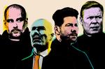 Los tics de Zidane, la teatralización de Guardiola y los titulares de Simeone: así comunican los entrenadores estrella