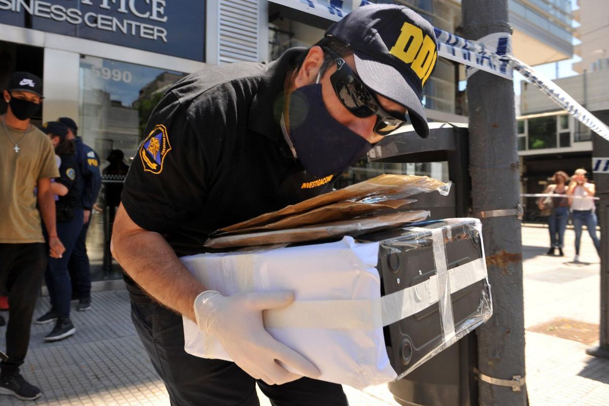 La Policía argentina allana la clínica de Leopoldo Luque, médico de Maradona.