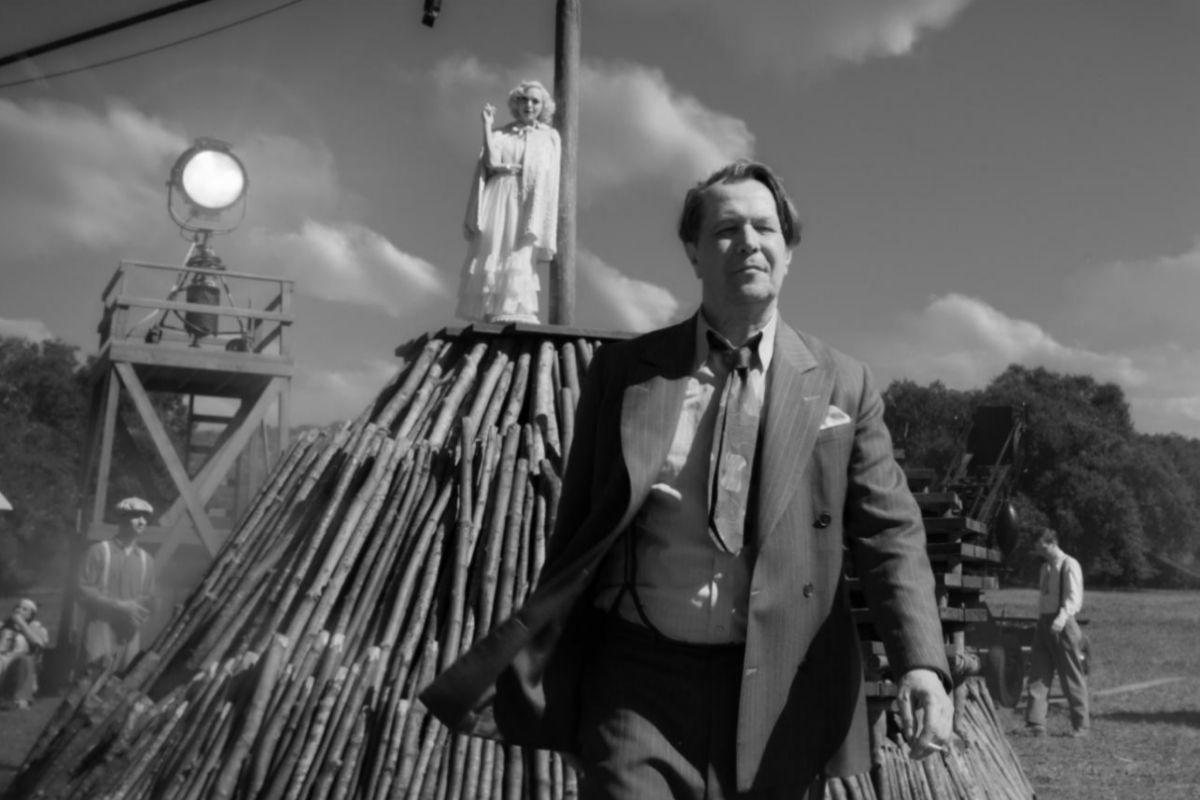 Orson Welles cabalga de nuevo en 'Mank' a hombros y a tortas de David Fincher