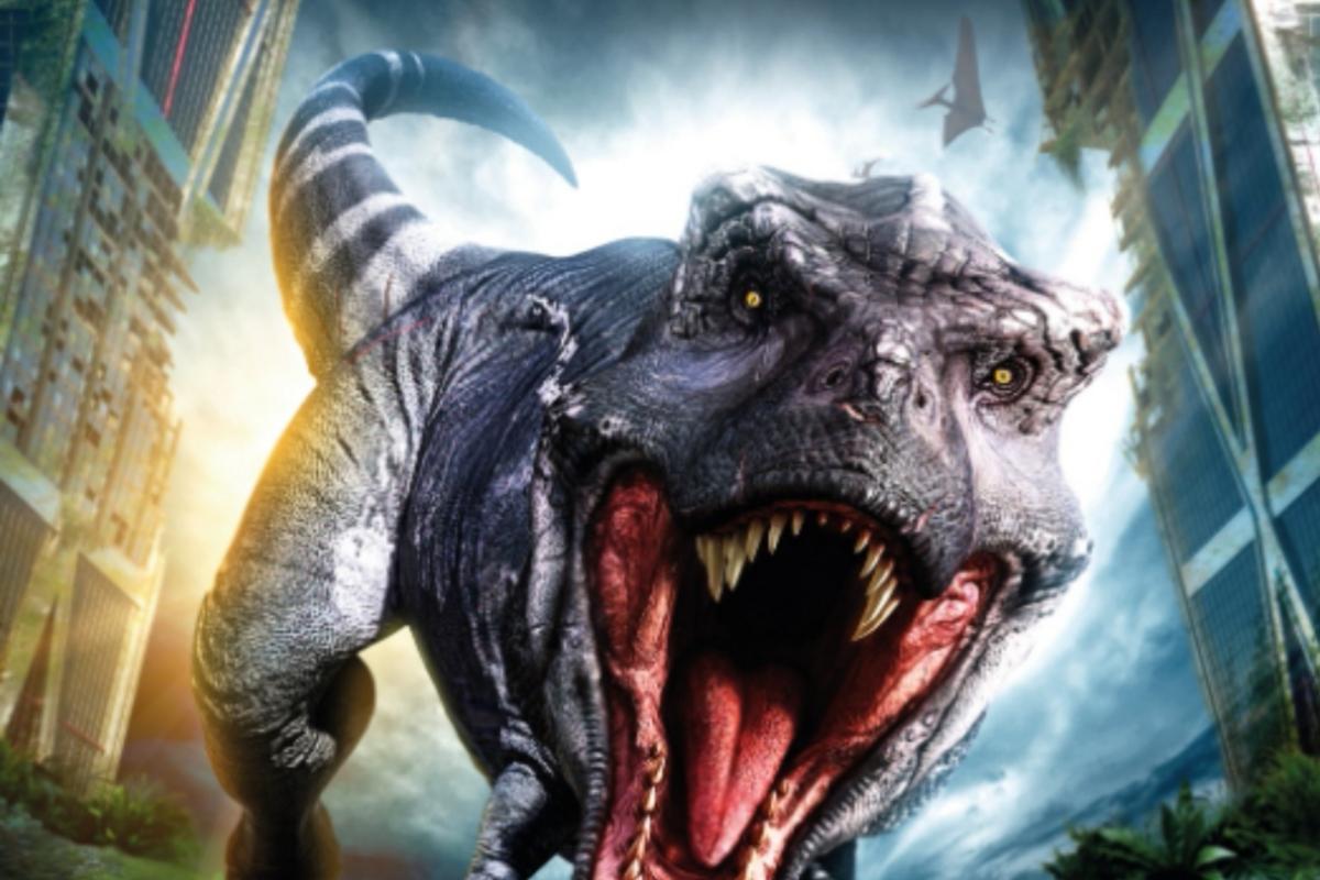 Más de 100 dinosaurios llegan a Madrid en la exposición 'Saurios'.