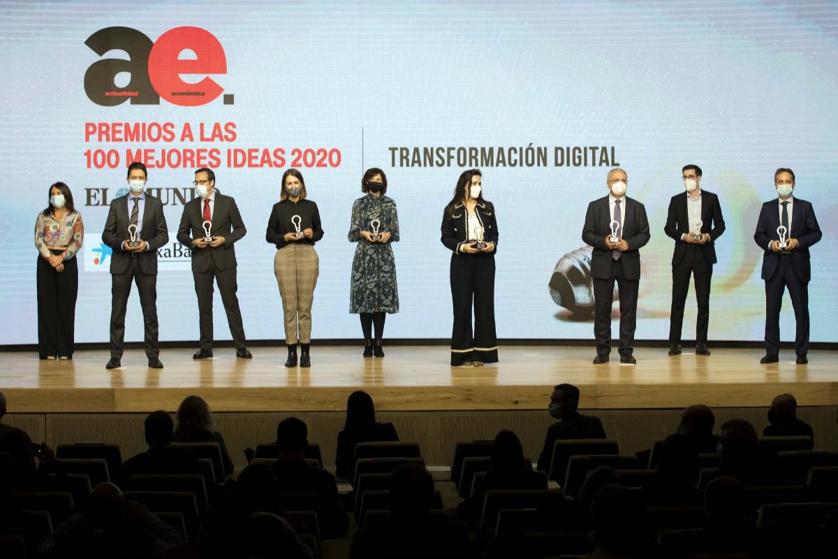 Premiados en Transformación digital