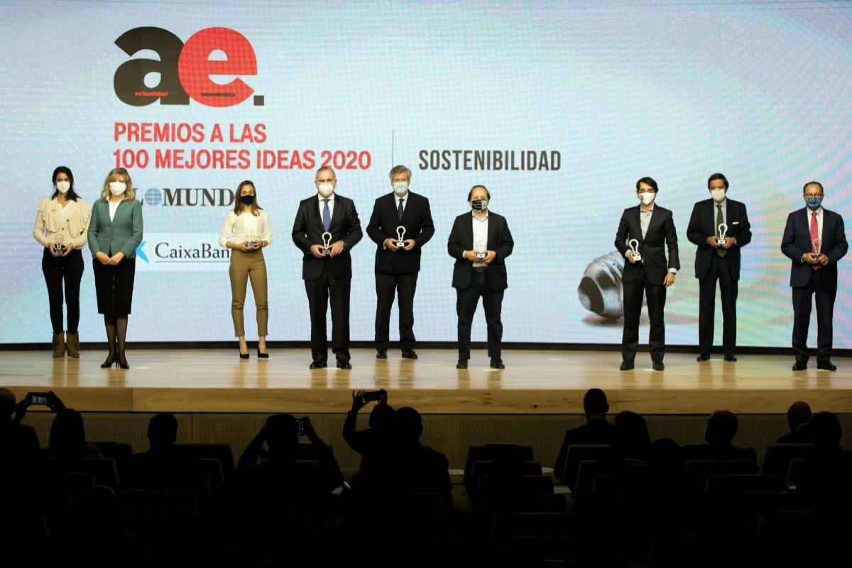 Premiados en sostenibilidad