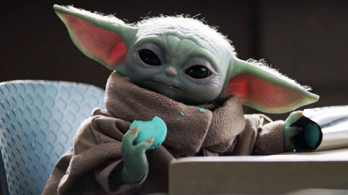 Baby Yoda se ha hecho con el protagonismo de 'The Mandalorian'.