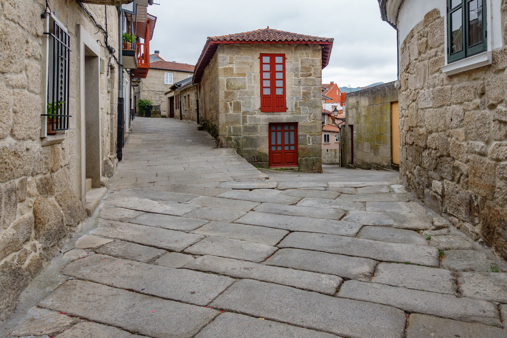 Villa de Allariz, una de las favoritas de José Luis Cuerda.