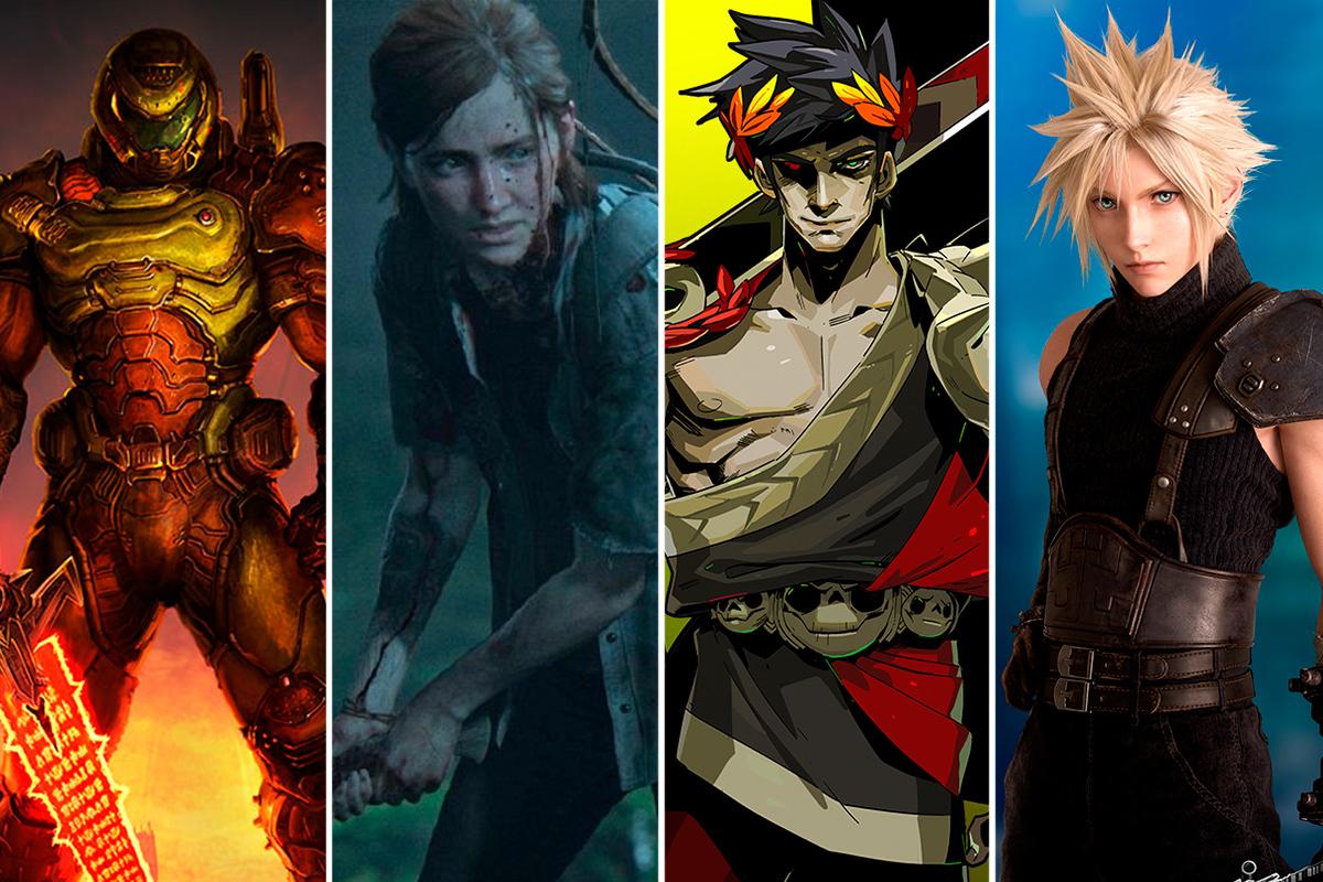 Los 10 mejores videojuegos de 2020