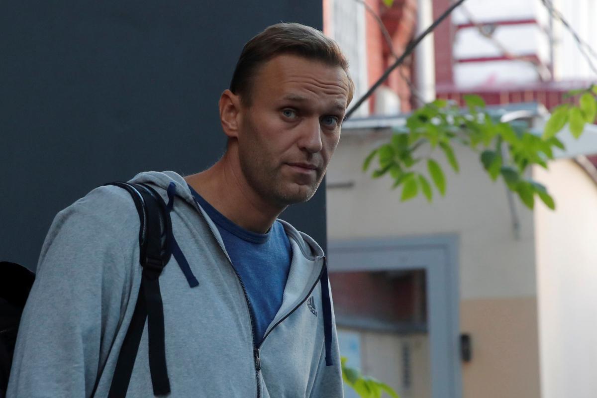 El opositor ruso Alexei Navalny, en una imagen de archivo.