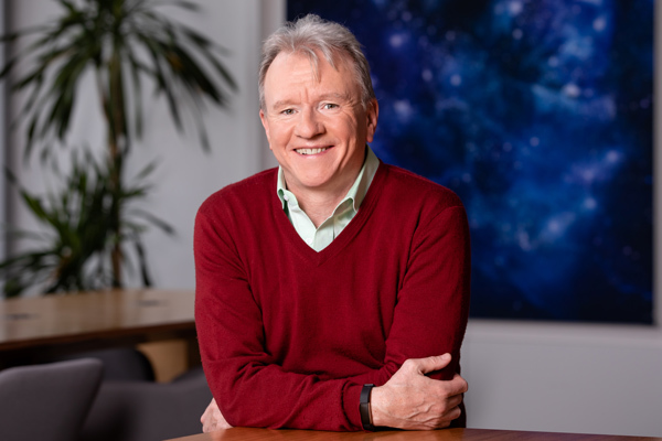 Jim Ryan, CEO de Sony Computer Entertainment