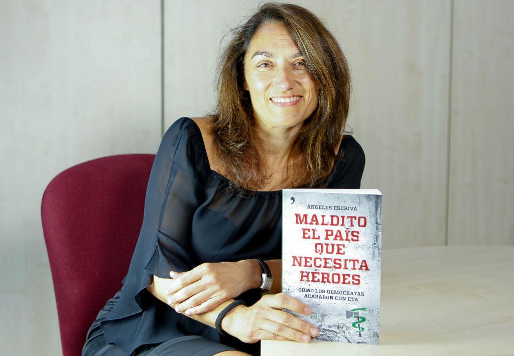 La periodista de EL MUNDO Ángeles Escrivá.