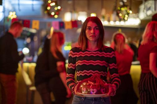 Johanne está decidida a encontrar al hombre ideal en 'Navidad en...