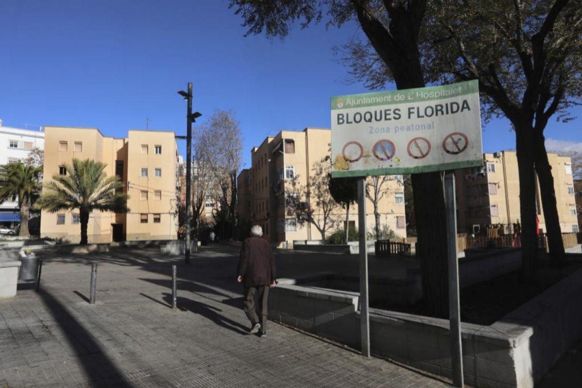 Plaza de los Bloques. A. MORENO