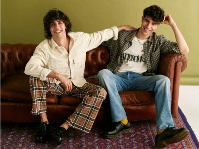 Javier Ambrossi y Javier Calvo, 'Los Javis', son los creadores de...
