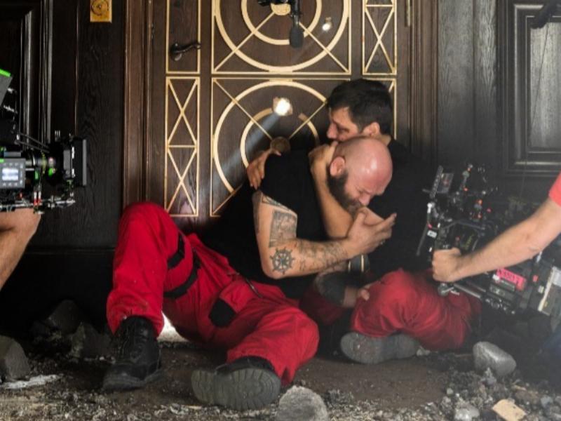 'La Casa de Papel' es la primera serie española en lograr un premio...