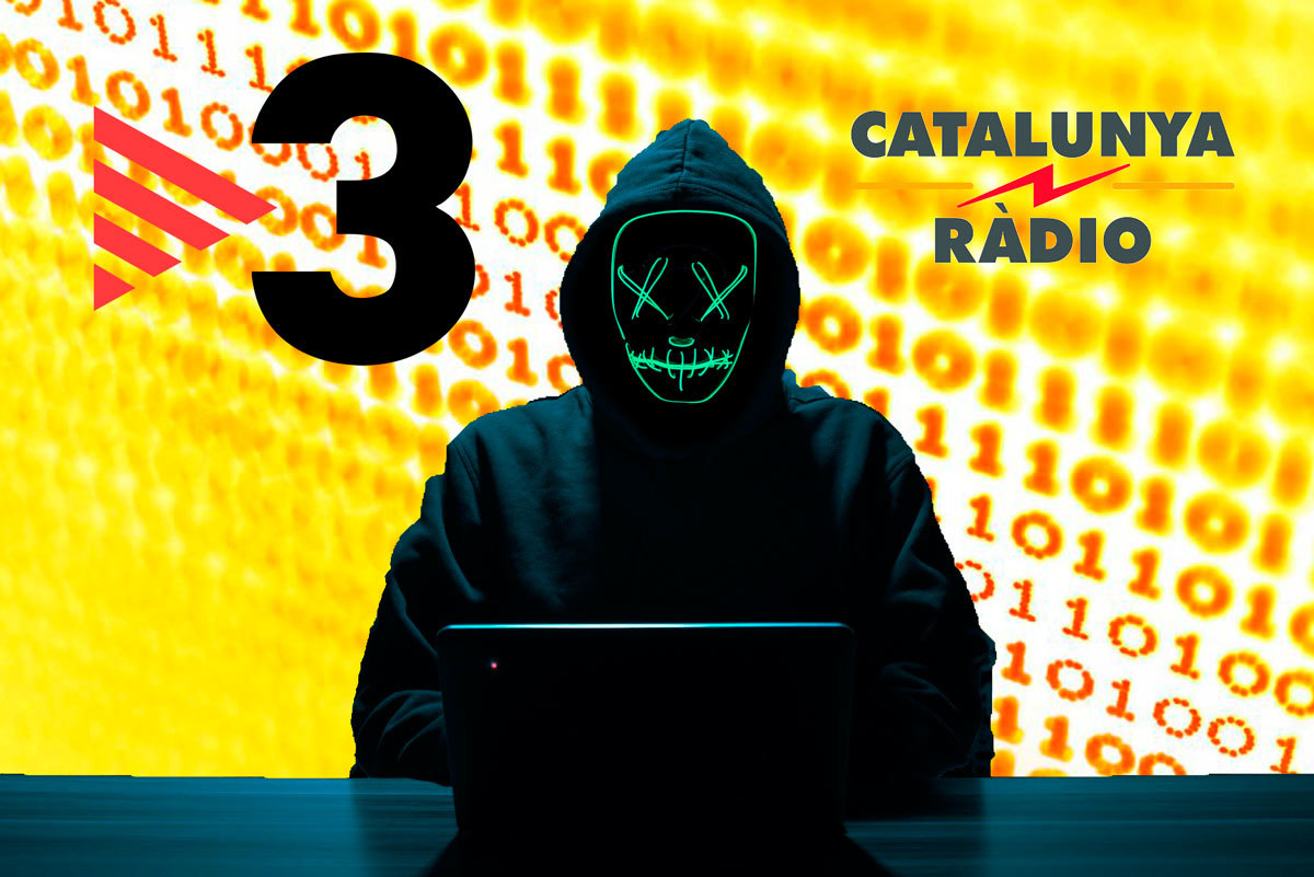 El ataque contra la CCMA remite al mismo servidor que hackeó el HSBC.