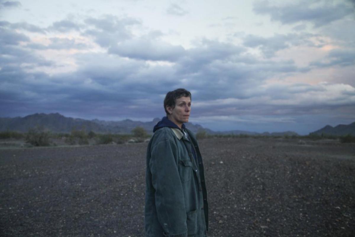 Los críticos de cine de EEUU impulsan a Nomadland como favorita para los Oscar