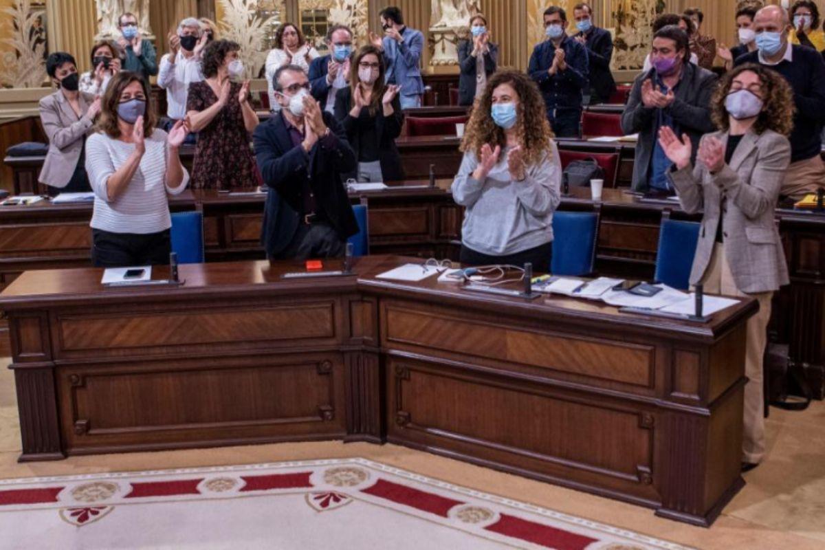 El PP vuelve a cargar contra el Govern por la noche de copas de Armengol y la macrofiesta de las hijas de la 'número 2' de Salud