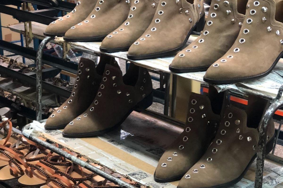 Las punky boots son el modelo más vendido de Micuir.