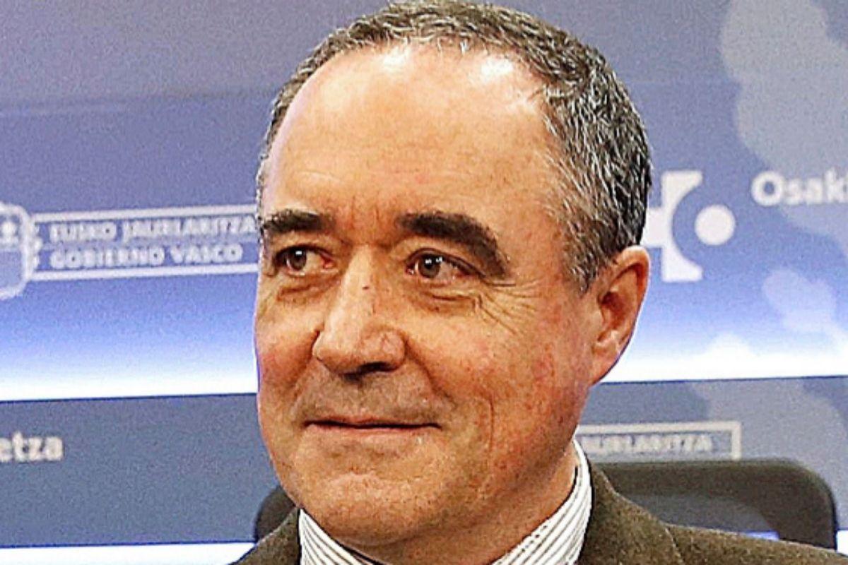 El viceconsejero de Salud, Iñaki Berraondo, abandona su cargo  en plena pandemia y siete días después de la dimisión del responsable de rastreo
