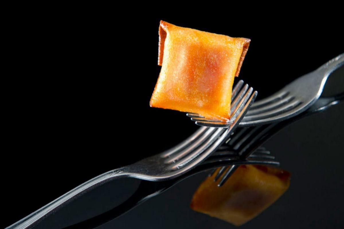 Huevo frito con patata, de Sagartoki.