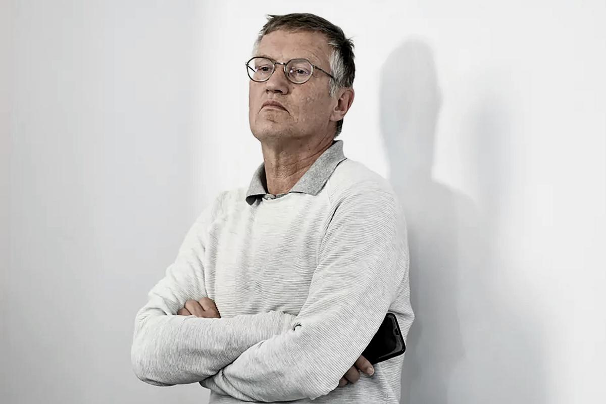 Anders Tegnell, epidemiólogo y responsable de la estrategia sueca.