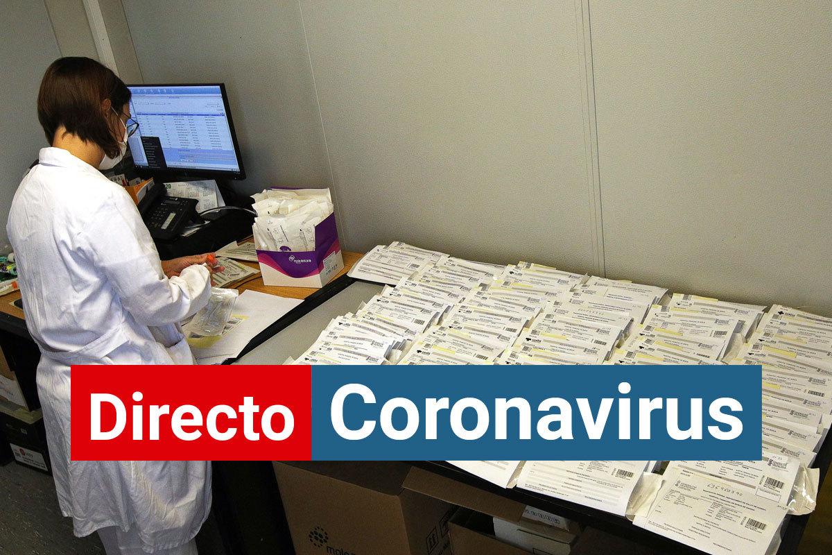 Comunidad Valenciana | Última hora: Sanidad registra 46 nuevos brotes y uno masivo en la cárcel de Picassent