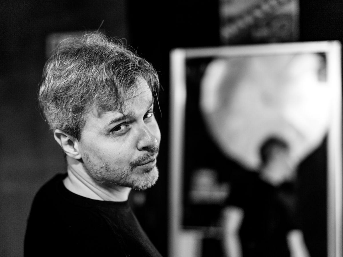 El escritor y periodista madrileño Juan Gómez-Jurado.