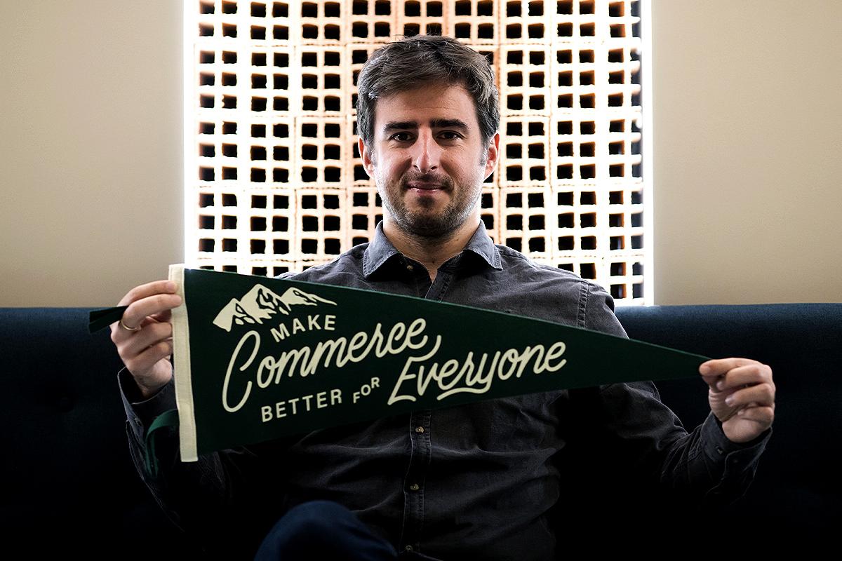 Kintxo Cortes, responsable en España de Shopify