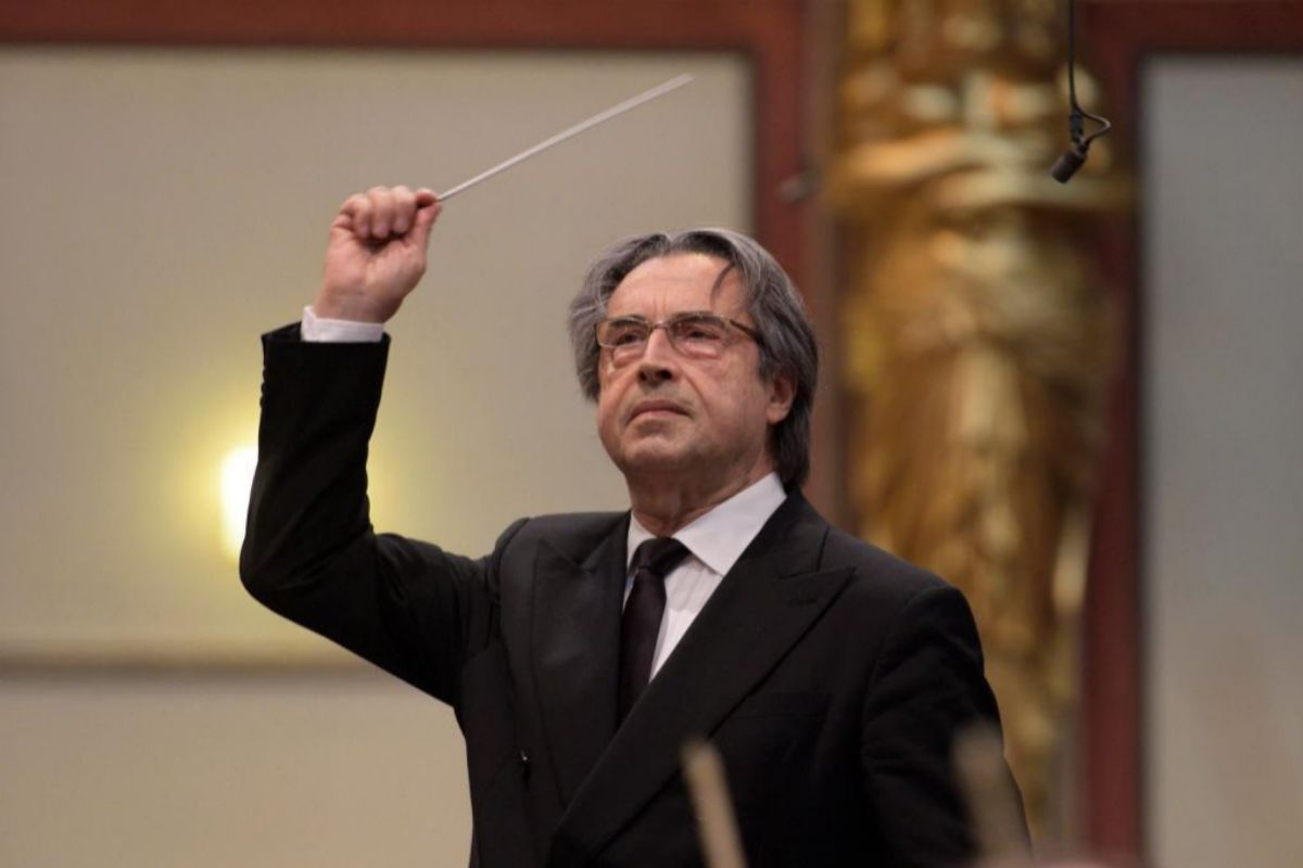 Ricardo Muti.