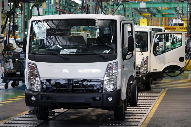 La factoría de Ávila llevaba más de seis décadas fabricando camiones
