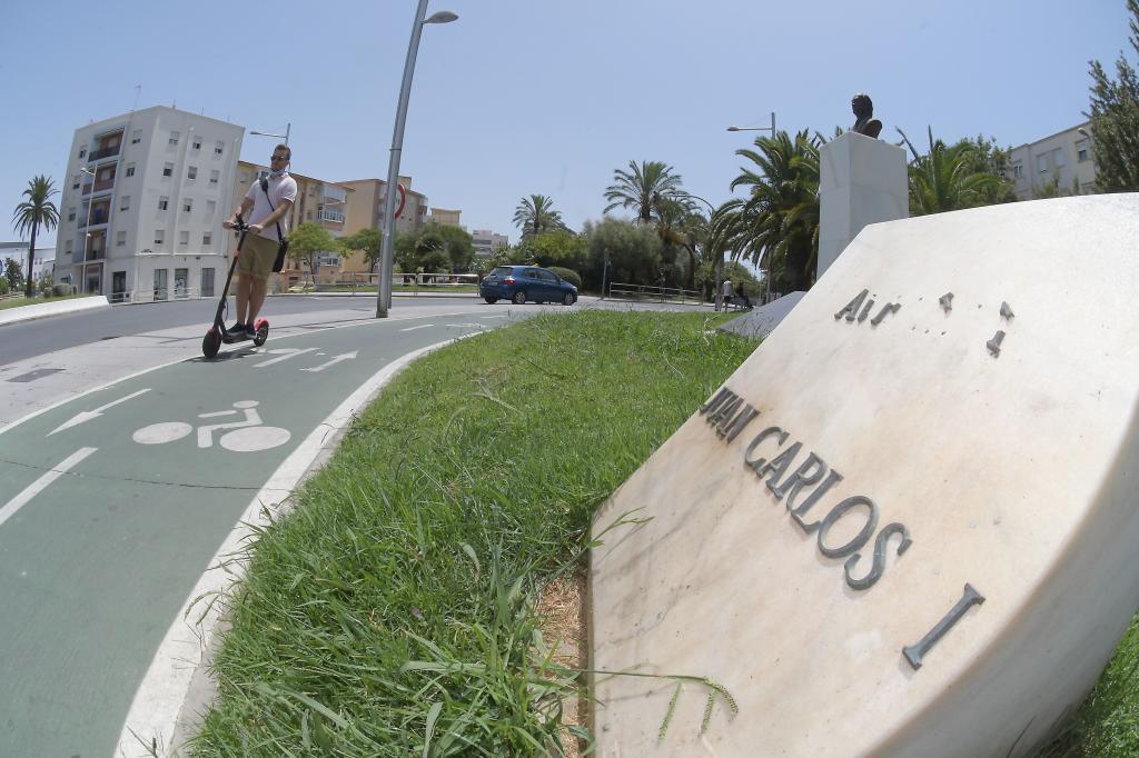 Avenida Juan Carlos I de Cádiz