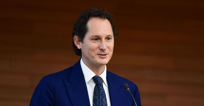 John Elkann será el presidente de Stallantis