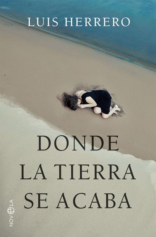 Portada de la nueva novela de Luis Herrero.